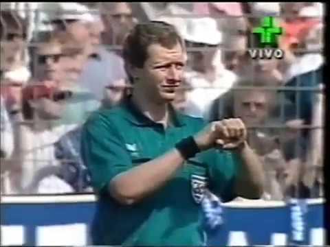 TV Cultura Transmitindo a Bundesliga 93/94 - 30/04/1994