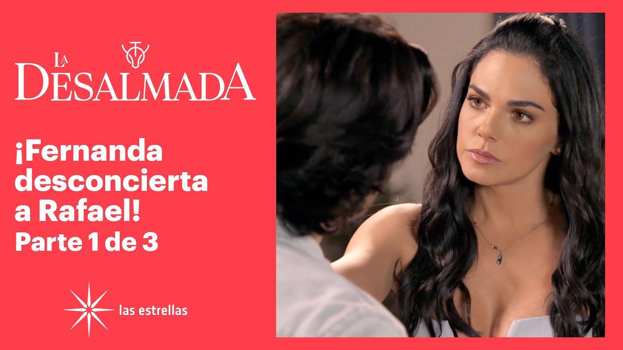 Download La Desalmada 1/3: ¡Fernanda y Rafael llegan a vivir al Primor! | C-56