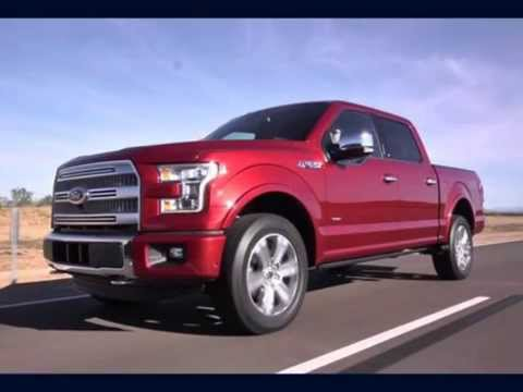 Ford Lobo 2016 >> 2016 Ford Lobo Review Youtube
