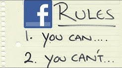 Facebook Advertising Guidelines and The Importance Of Learn It