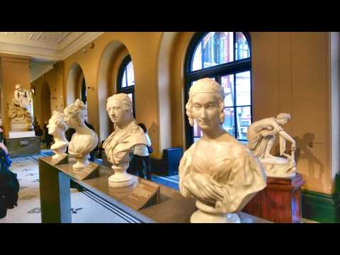 London - Victoria and Albert Museum, March 17, 2018
