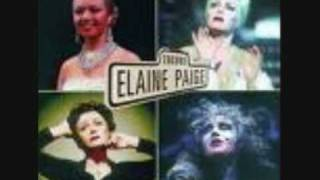 elaine paige- if you dont want my love.