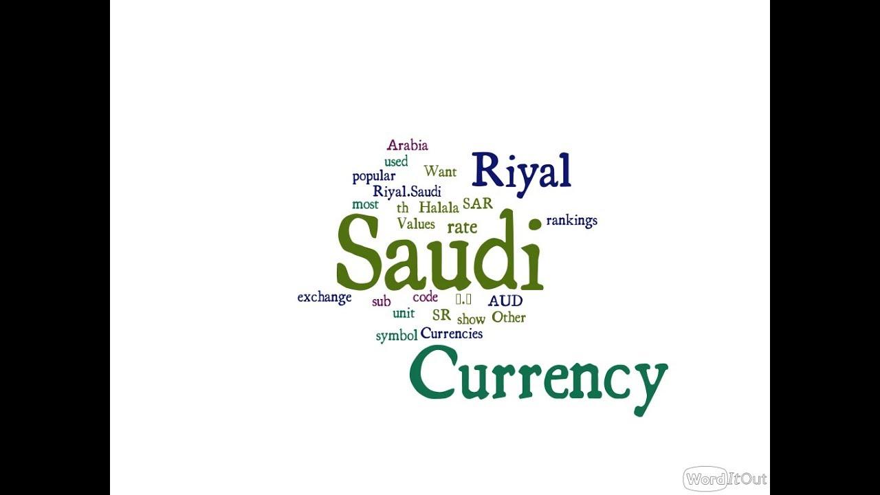 Saudi Currency Riyal Youtube