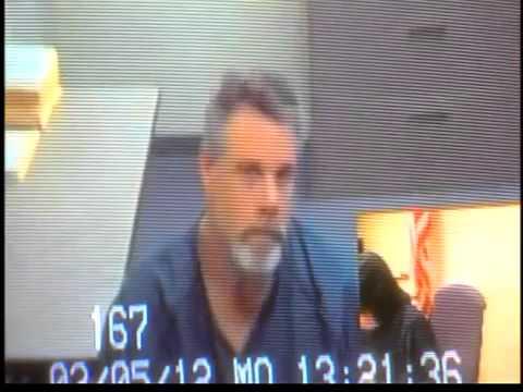 Raw video: Joseph Gentz arraigned in murder of Jane Bashara