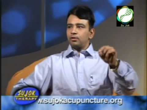 Sujok Acupressure & Acupuncture Therapy 4 - YouTube
