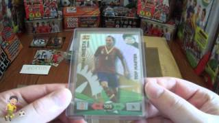 EPIC TRIPLE MAILDAY!!! Top Masters + Limited Editions GALORE!!! Adrenalyn XL panini