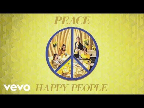 Peace - Happy People (Audio)