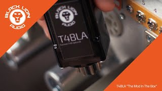 "Black Lion Audio // T4BLA ""The Mod In The Box"" - T4 BLA Optocell vs Stock UA Optocell in a LA-2A"