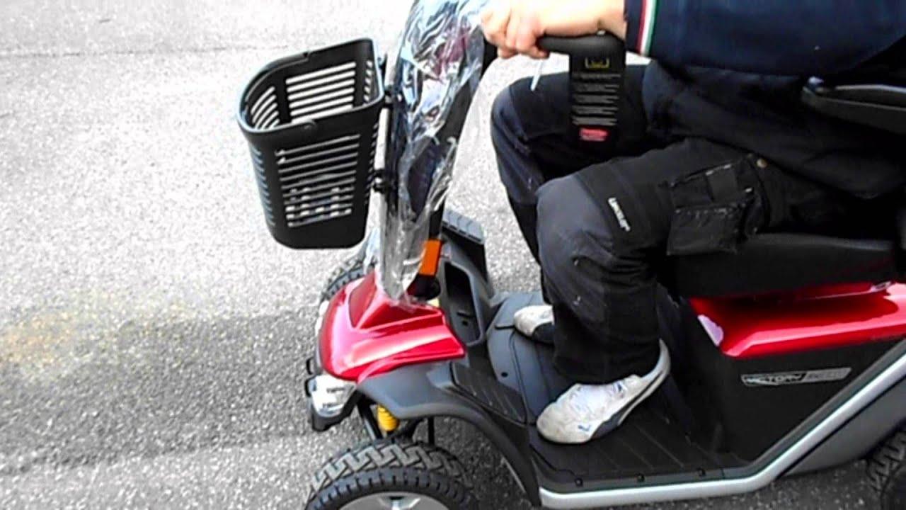 Pride Mobility Scooter >> Pride Xl140 lo scooter per disabili e anziani da alte ...