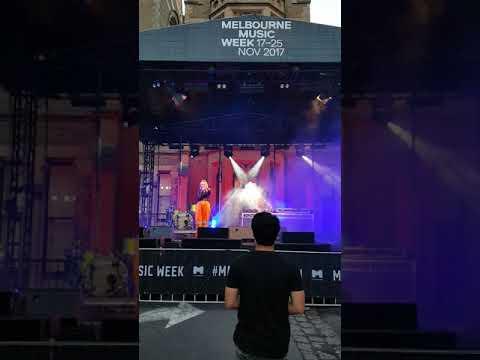 Melbourne Music Week 17 to 25 Nov 2017
