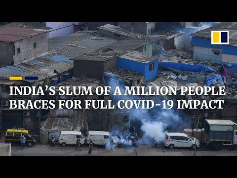 Coronavirus: India's Dharavi slum, one of world's biggest, reports first coronavirus death