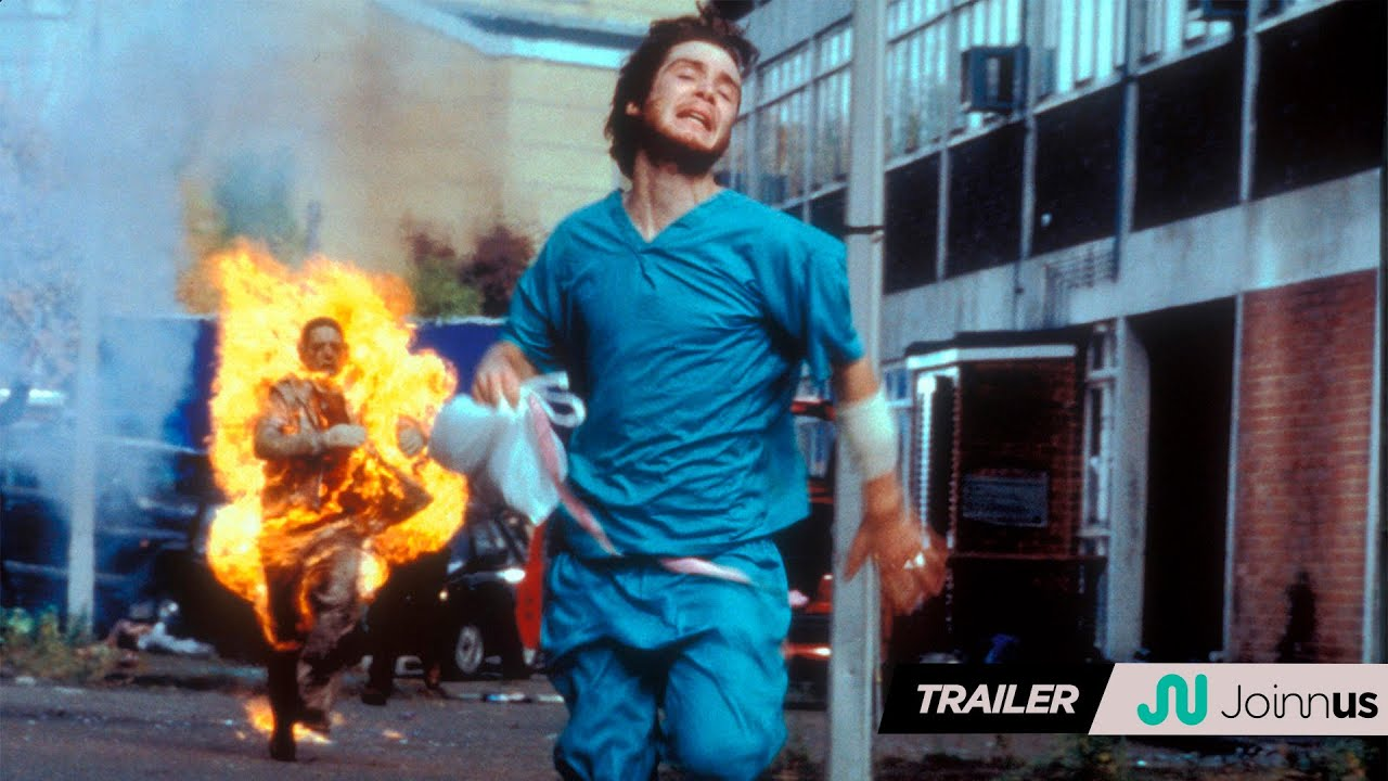 28 Days Later Exterminio Trailer Oficial Subtitulado Zombies Joinnus Com Youtube