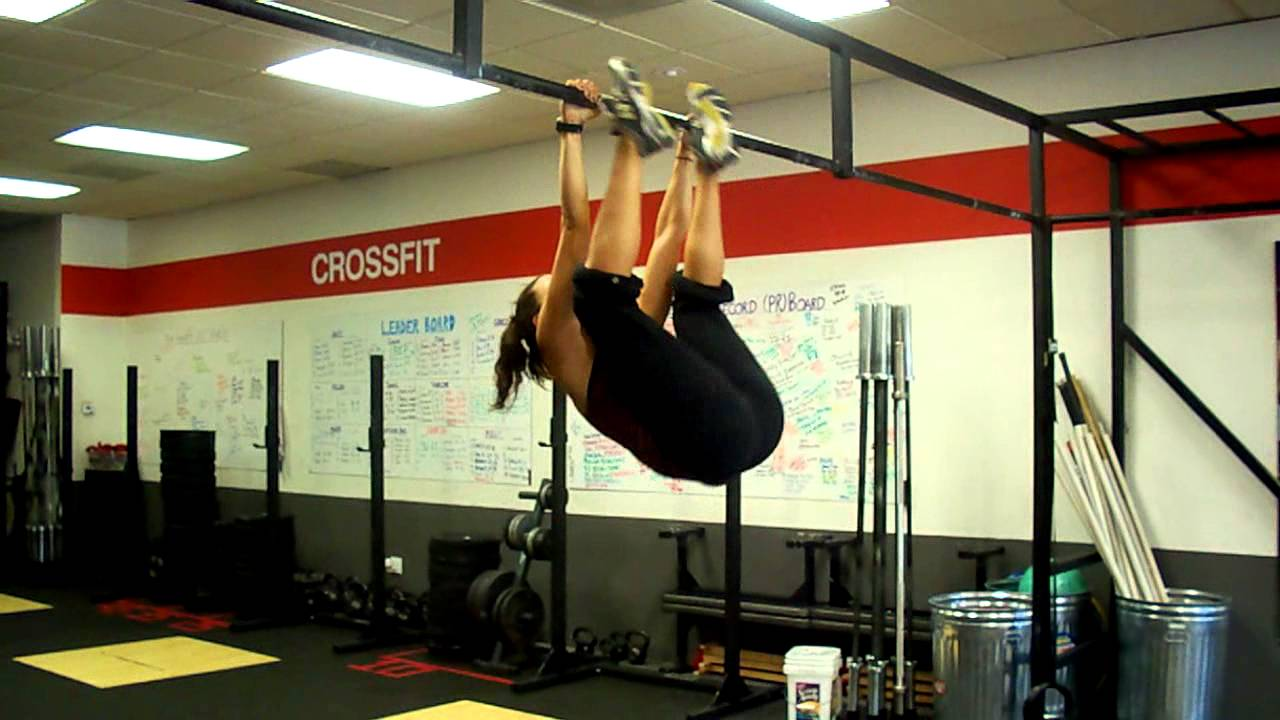 Image result for At a Gym: Toes to Bar