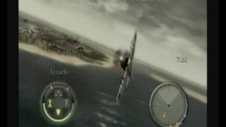 Blazing Angels - Pearl Harbour [Wii]