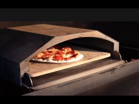 Creating The Ultimate Pizza Bbq Hack