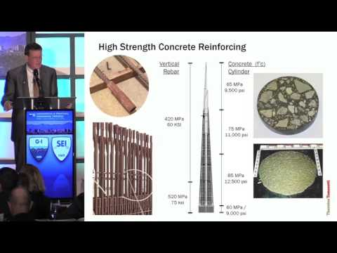 Building the Kingdom Tower in Jeddah, Saudi Arabia