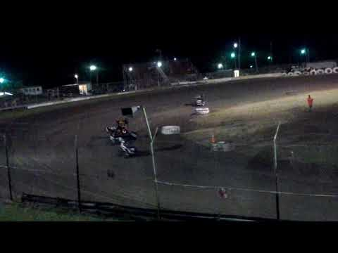 Restrictor heat superbowl speedway 8-26-17