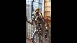 Arnold Schwarzenegger at home exclusive interview