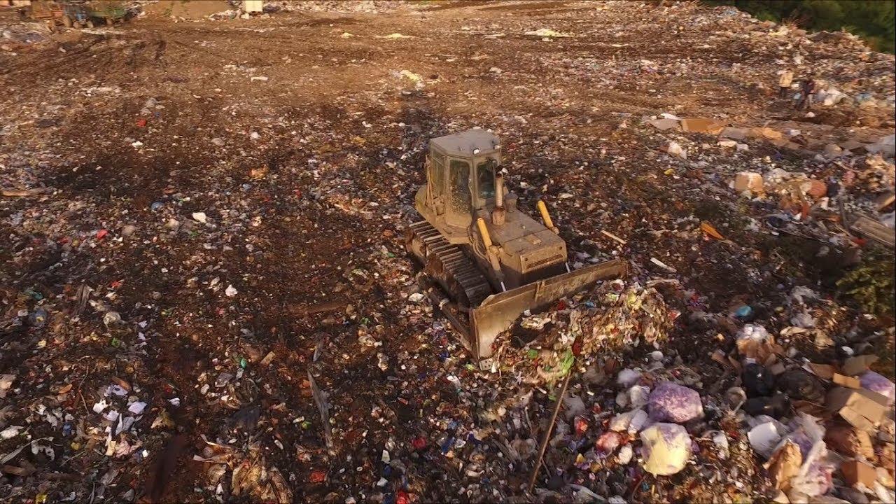 В Беларуси сняли документальный сериал о мусоре.