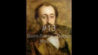 top 25 classical pieces