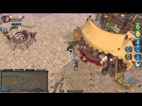 Albion Online - H&S vs RiP (Exploit)