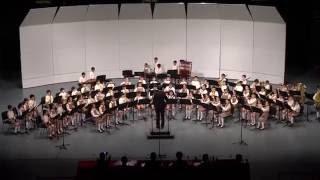 2016.12.10 香港青年音樂匯演 - 管樂團比賽(優勝
