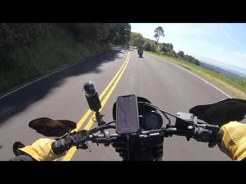Bay Area Ducati Scrambler Group Ride #3