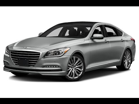 HYUNDAI GENESIS G90 THE MOVIE REVIEW