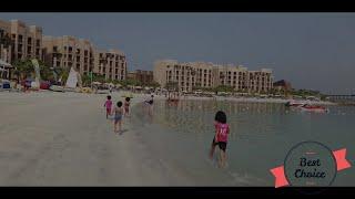 Doubletree Hilton, Marjan Island, Ras Al Khaimah. Travel vlog. UAE