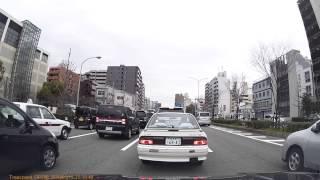 堀川通 堀川丸太町→堀川五条
