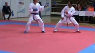 aykut kaya akdeniz karate şampiyonası 2012