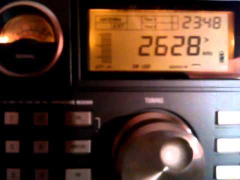 IQA Augusta Radio 2628 KHz usb