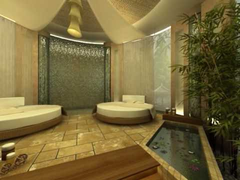 Spa interior youtube for Best spa interior designs
