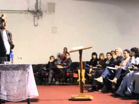 """""""Renovación Pentecostal"""" - Dr. Ángel Marcial - Convención Iglesia de Dios / Argentina 2013"""