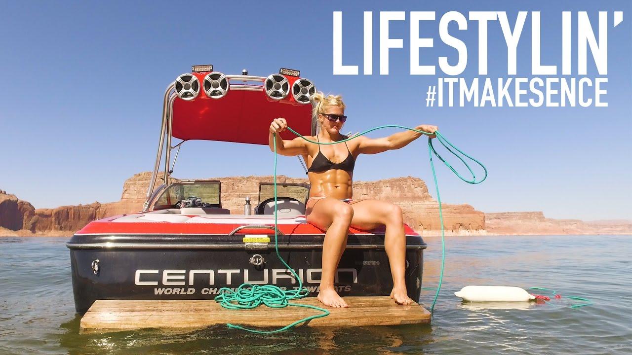 Brooke Ence - Lifestylin'