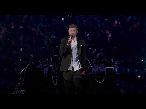 Human Nature Michael Jackson Tribute Justin Timberlake Live (Vegas)