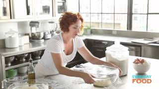 Grilled Tomato and Basil Pizza  Everyday Food with Sarah Carey
