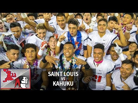 SL Review | Saint Louis wins HHSAA Open Division Championship (2016)