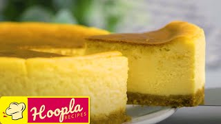 New York Style Cheesecake Recipe | Hoopla Recipes
