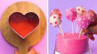 So Yummy Heart Cake Recipes You'll Love | How To Make Birthday Cake Decorating Ideas | Tasty Cake