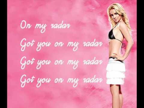Britney Spears - Radar (Karaoke/Instrumental)