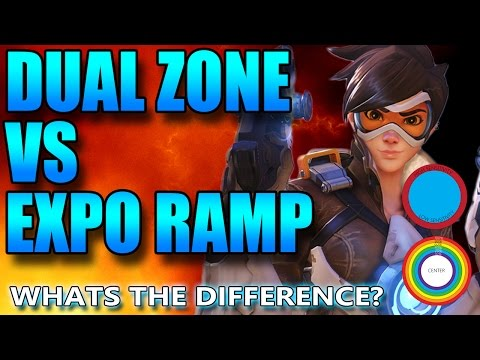 Overwatch - Dual Zone vs. Exponential Ramp - What's the Difference?