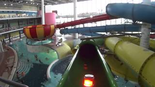 Anaconda Water Slide at Aquapolis