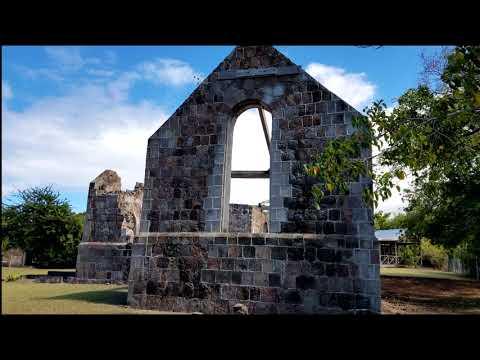 The Cottle Church, New Castle, Nevis