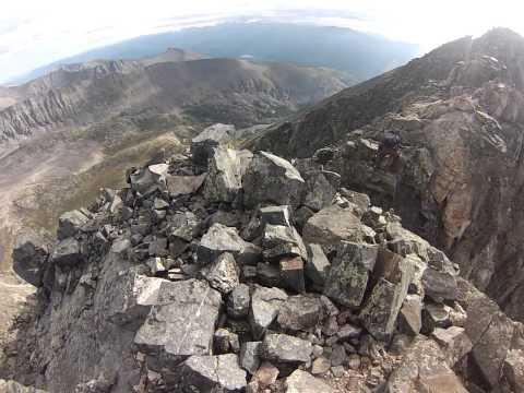 Quandary Peak, West Ridge Part 3