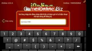 Hướng dẫn lấy lại mật khẩu tài khoản iOnline - http://gameionline.biz