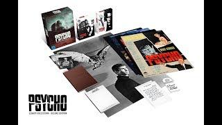 Psycho: 8-Disc Legacy Collection Box Set (Germany / Region ABC)