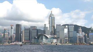 Recent disruptive, violent acts harm Hong Kong's economy: gov't officials