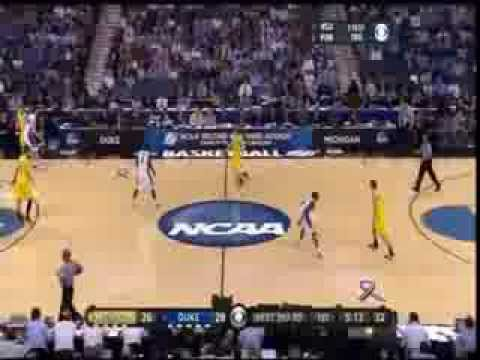 2011 NCAA Second Round #8 Michigan vs. #1 Duke