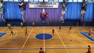 Оргхим первенство России по мини футболу юноши 2009 2010 Ачинск Кузбасс Кемерово